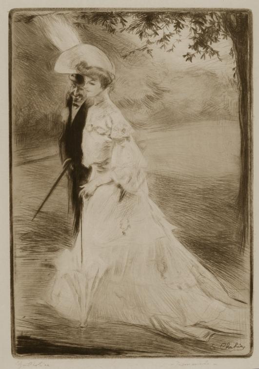 "edgar chahine ""en promenade""1905_0.jpg"